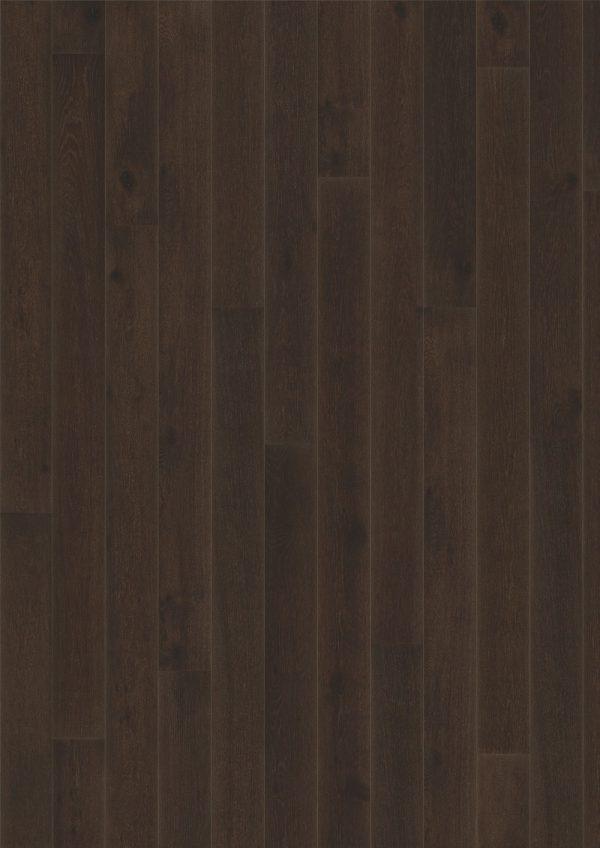 Kahrs Nouveau Black engineered timber flooring