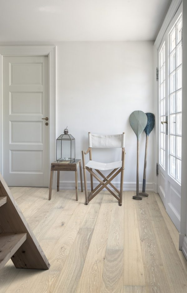 Kahrs Nouveau Blonde engineered flooring