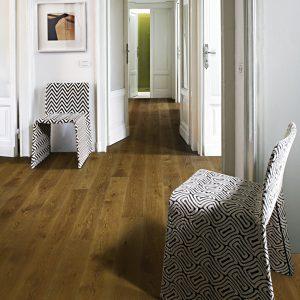 Kahrs Nouveau Rich engineered timber flooring