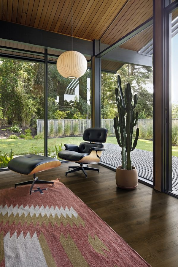 Kahrs Nouveau Tawny engineered timber flooring