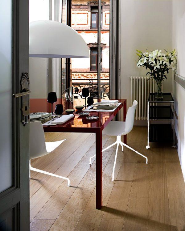 Kahrs Nouveau White engineered timber flooring
